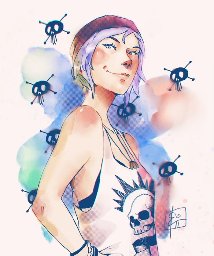 Chloe Price, The Blue Butterfly