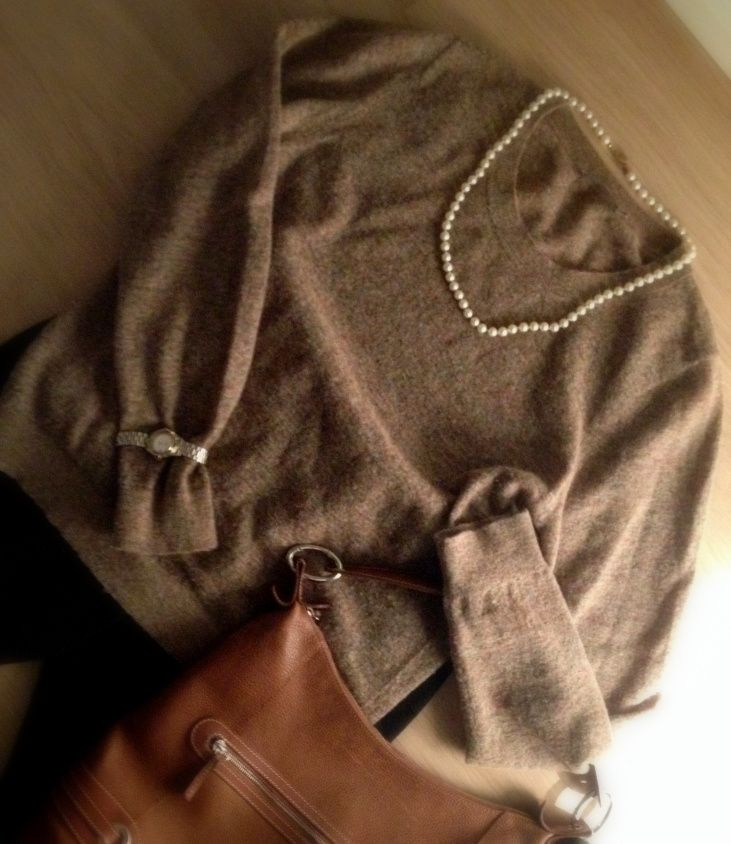 #jumper #cos #pearls #clothes #mylou