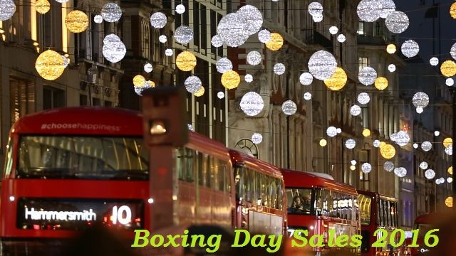 What Boxing Day is All About?