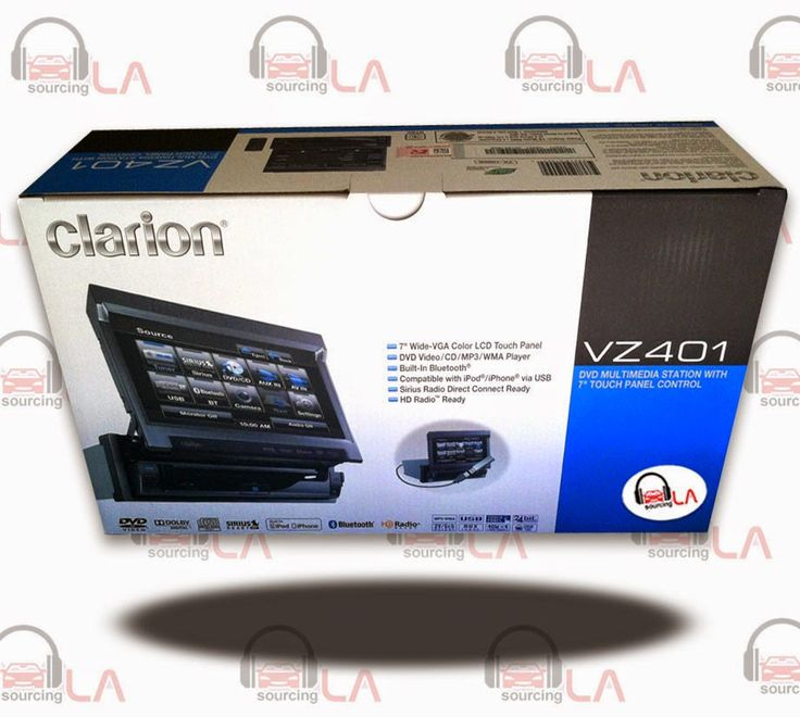 26e3eea3b87ee4f70c6161307d00ba3b flip out cd player best 25 clarion car audio ideas on pinterest clarion audio clarion vz401 wiring harness at gsmportal.co