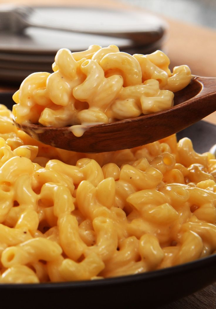 VELVEETA Ultimate Macaroni & Cheese – Cheesy and easy, this homemade stove top mac and cheese is a big hit with kids. How cheesy? VELVEETA cheesy. How easy? It's ready for the dinner table in just 20 minutes flat. There's a reason this recipe is one of our favorites.