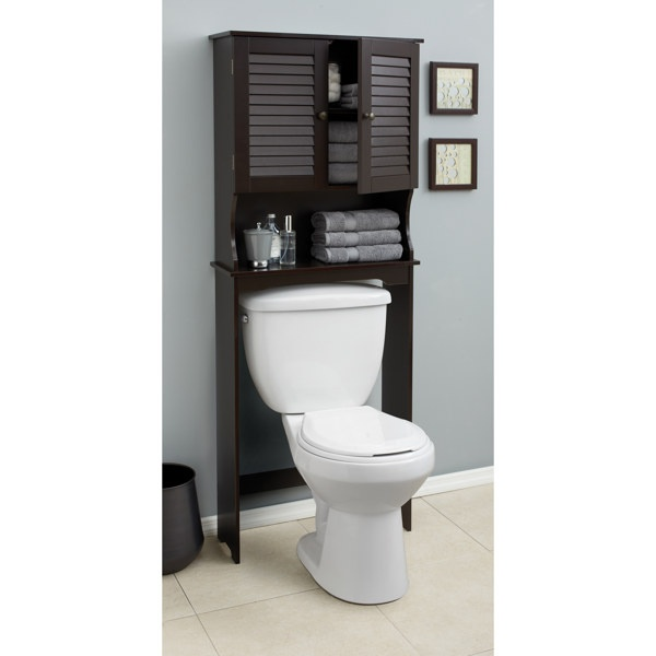 Louvre Bath Space Saver   Espresso   Bed Bath   Beyond  Bathroom  94 best Bath products images on Pinterest   Bath products  Toilets  . Bathroom Cabinet Over Toilet Bed Bath And Beyond. Home Design Ideas