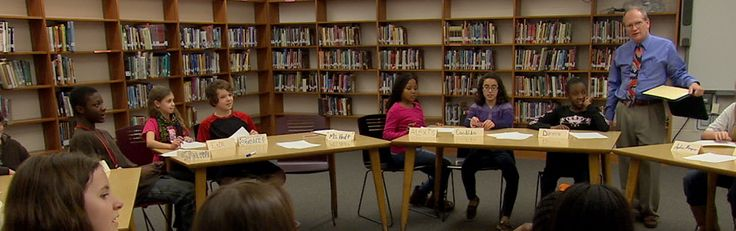 Teaching through Questions: Socratic Seminar Lesson Plans (including for Math!)- from www.paideia.org