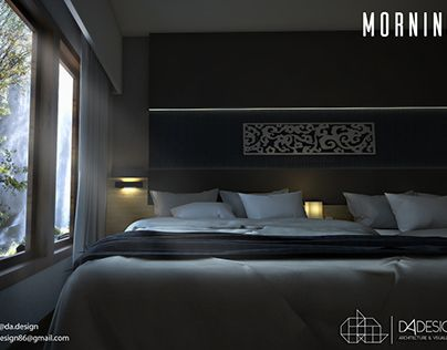 """Check out new work on my @Behance portfolio: """"Badeto Ratu Bedroom"""" http://be.net/gallery/48347427/Badeto-Ratu-Bedroom"""