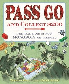 A Nonfiction Picture Book History Of Monopoly One Of The World S