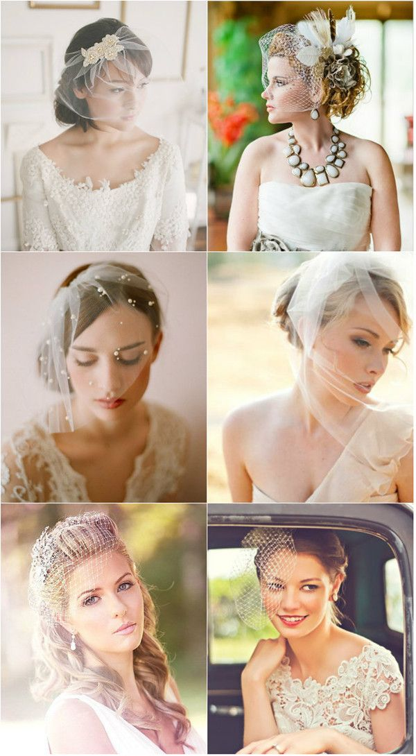 Hochzeit Frisuren mit Schleier                                                                                                                                                     Mehr