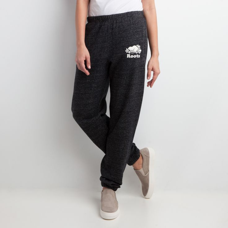 Pocket Original Sweatpant Roots | Roots Sweatpants for Women