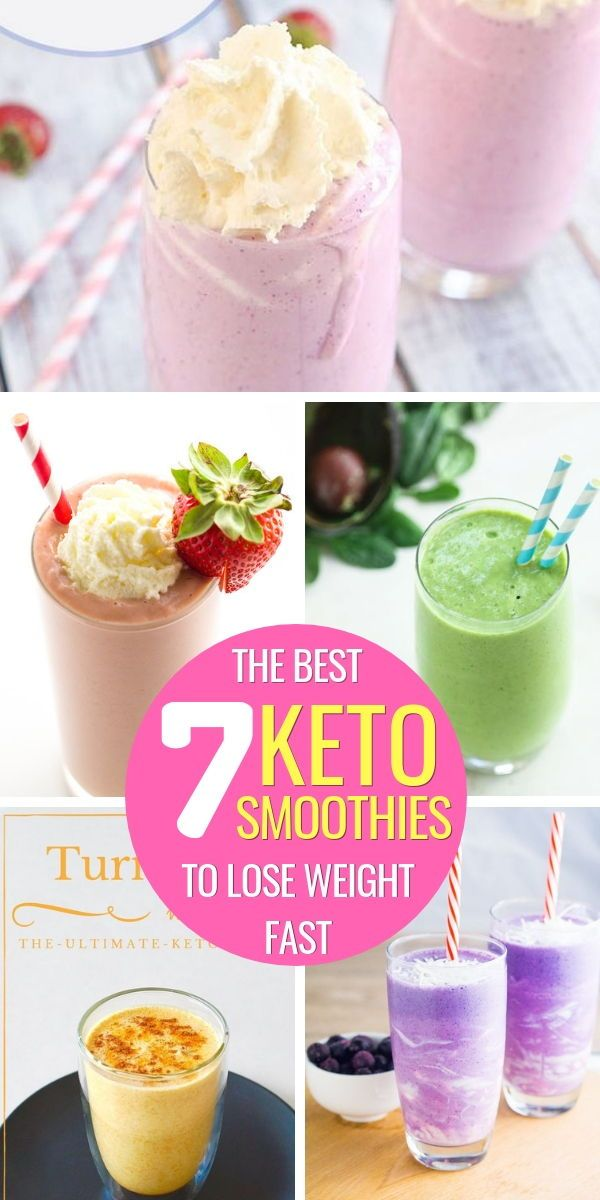 The 7 Best Keto Smoothie Recipes To Stay In Ketosis Keto Smoothie Recipes Low Carb Smoothies Healthy Fruit Smoothies