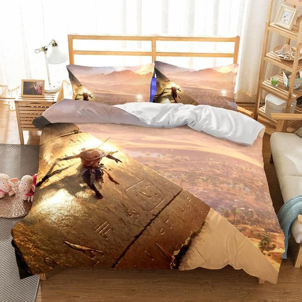 Wholesale Bedding 3d Game Assassin S Creed Pyramid Bedding Sets