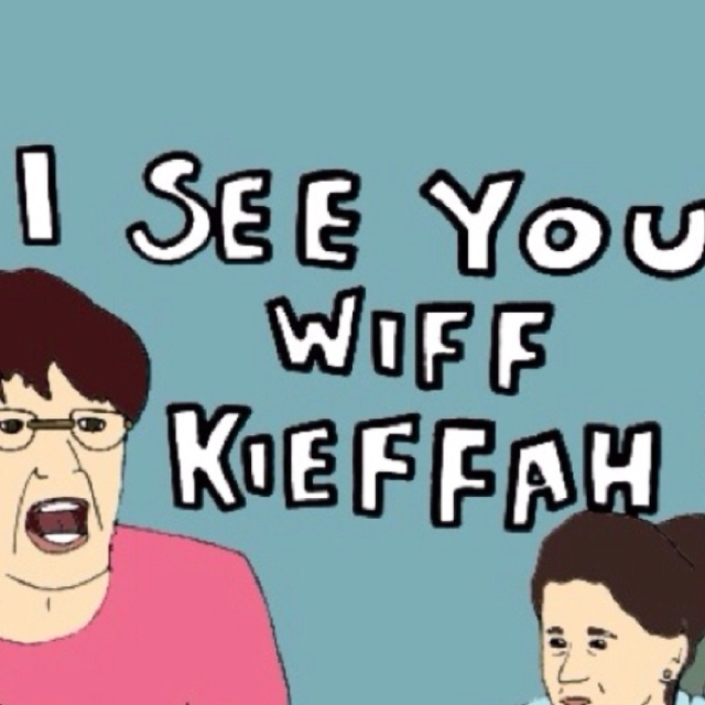 Janelle! are you smokin' that reefer with keifer again?! <3 teen mom