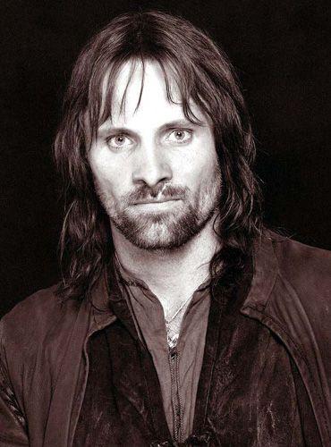 Viggo Mortensen — Aragorn LOTR
