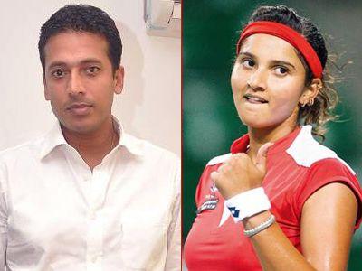 I stand by Sania Mirza says Mahesh Bhupathi!