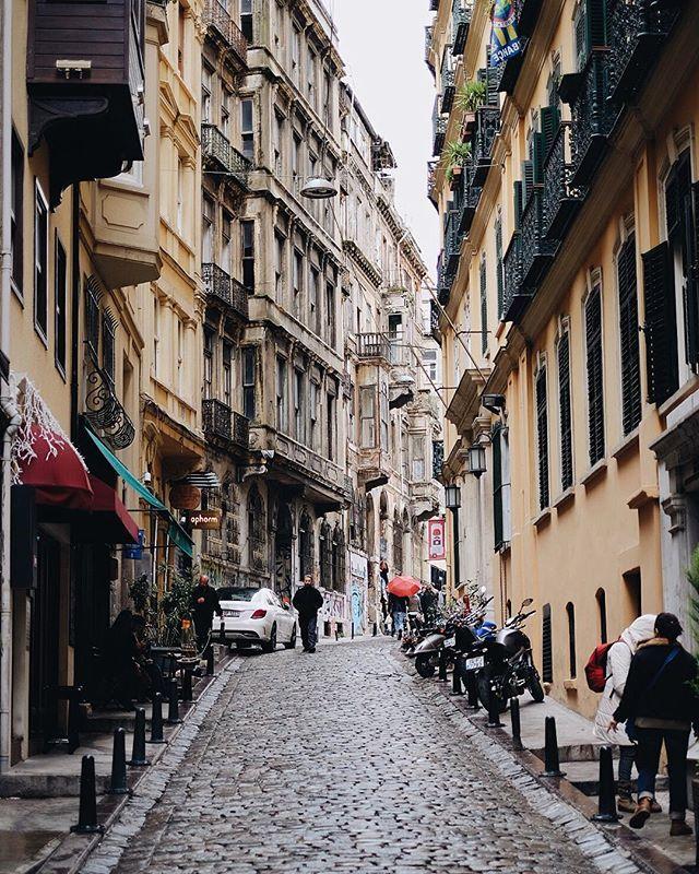 galata (karaköy), istanbul, turkey | cities in eurasia + travel destinations #wanderlust