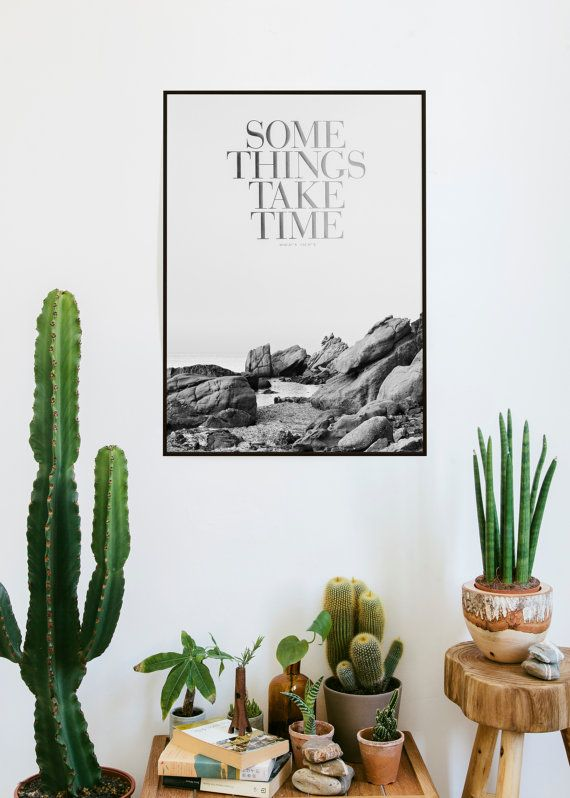 Some things take time. DARKSILVER edition. by Congostudio on Etsy