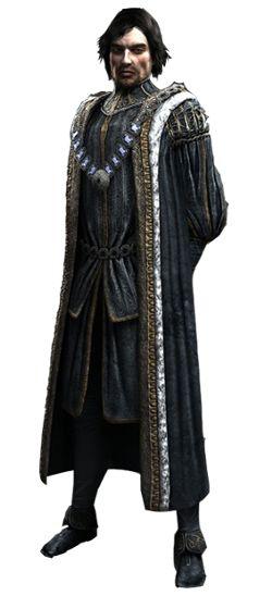Vaius Vatrinus - Ecclesiarch of the Church of the Way