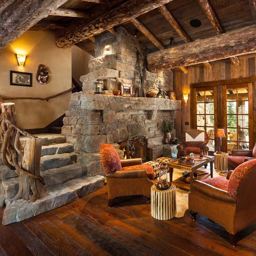 17 mejores ideas sobre chimenea tradicional en pinterest ...