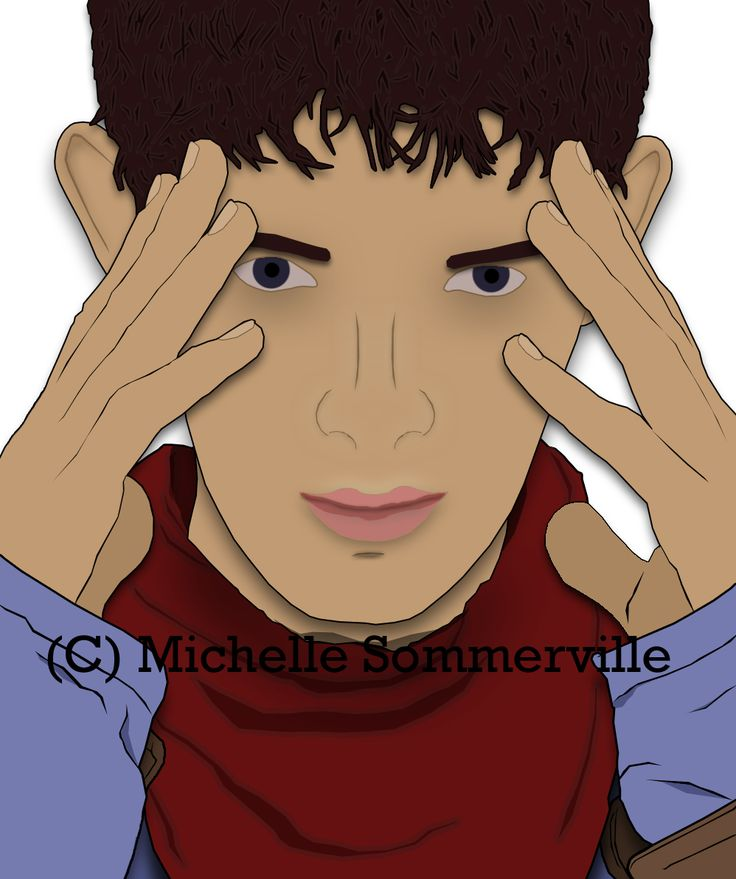 #Merlin #ColinMorgan #BBC #magic #cartoon #photoshop *Please credit if using. Don't remove watermark.*