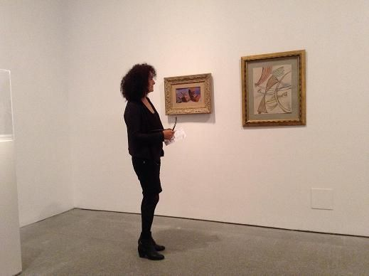 """La obra de Julio González Metamorfosis perteneciente a la colección del MACVAC se encuentra expuesta temporalmente en el Reina Sofía   Museo de Arte Contemporáneo """"Vicente Aguilera Cerni"""" / MACVAC"""