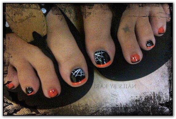 Nail Art Design Toe 446