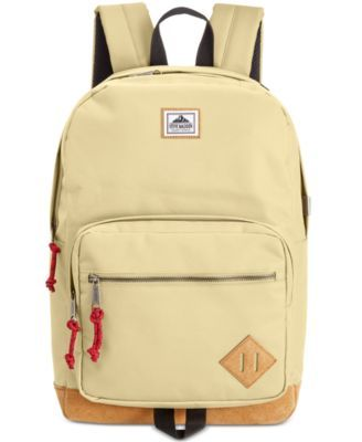 Steve Madden Men's Dome Backpack - Tan/Beige