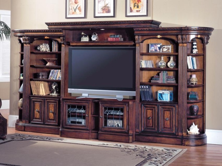 Shop For The Parker House Huntington Open Bookcase Entertainment Wall Unit  At Becku0027s Furniture   Your Sacramento, Rancho Cordova, Roseville, ...