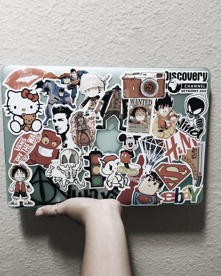 Minetteky ⛄ laptopstickers make your own sticker pack for only 9 99