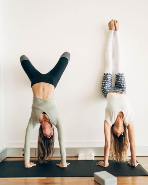 yoga | love | happy | peace | friends | girl | stretch | pose