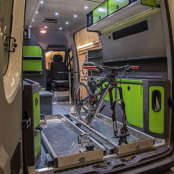 153 best images about sprinter vans on pinterest bike for Mercedes benz sprinter van accessories