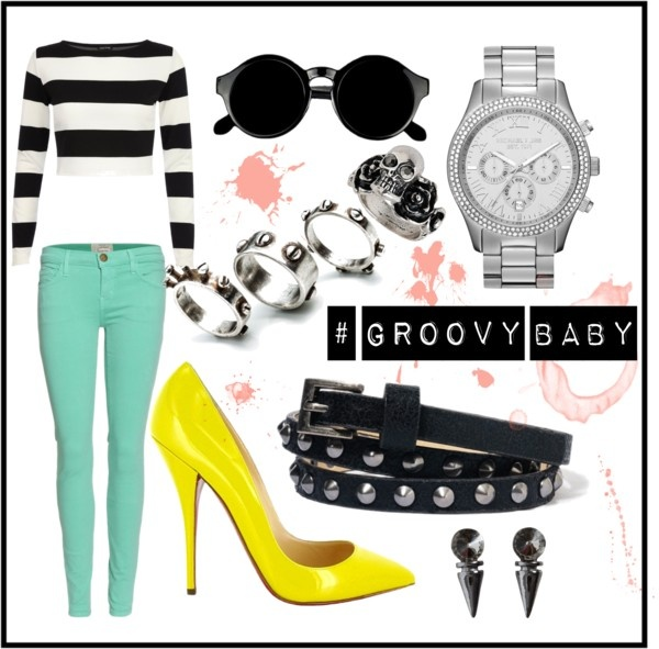 """CASUAL # 2"" by ziasmin on Polyvore"