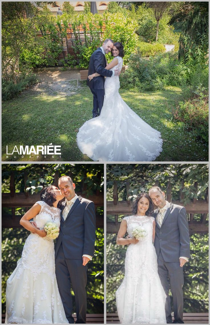 LANDEL esküvői ruha Pronovias kollekció - Éva menyasszonyunk http://mobile.lamariee.hu/eskuvoi-ruha/pronovias-2014/landel
