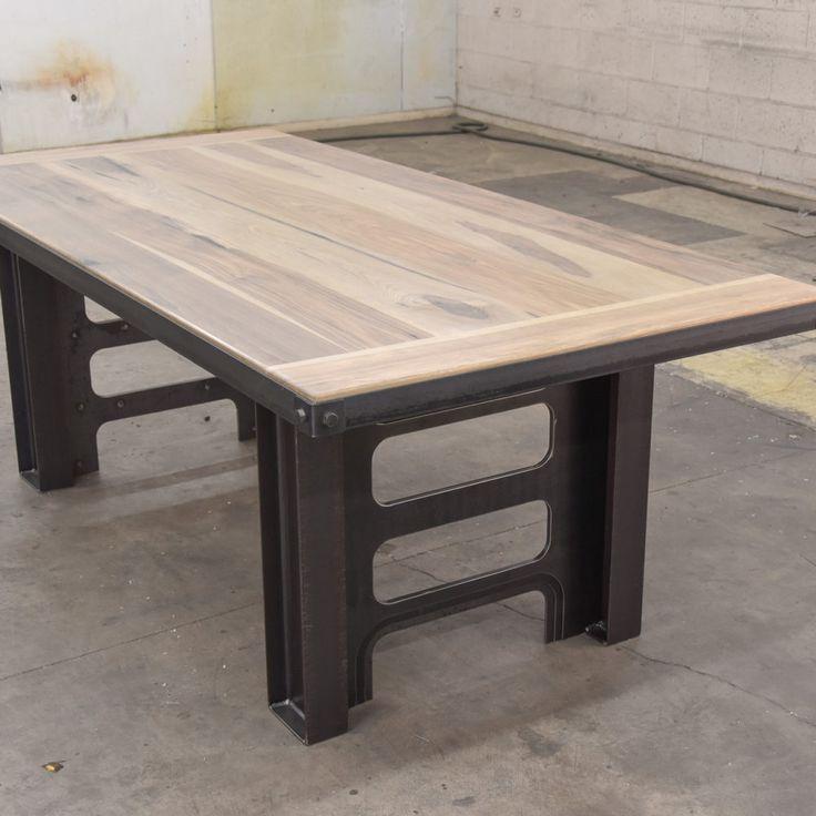 Golden Gate Table By Vintage Industrial Furniture