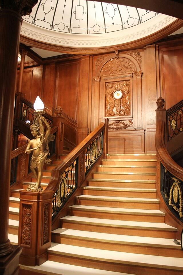 titanic grand staircase vi - photo #37