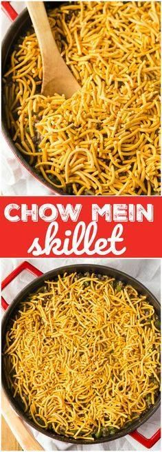 Chow Mein Skillet - Chow Mein Skillet - Simply Stacie Recipe :...  Chow Mein Skillet - Chow Mein Skillet - Simply Stacie Recipe : http://ift.tt/1hGiZgA And @ItsNutella  http://ift.tt/2v8iUYW