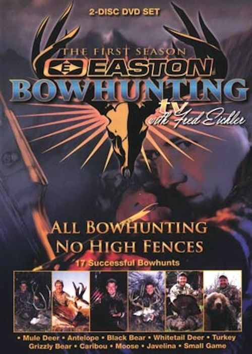 EASTON - Bow Hunting TV - DVD Season 1