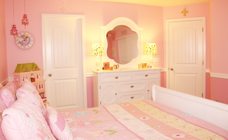 8 best images about little girls bedroom by lara mark for Little girl room color ideas