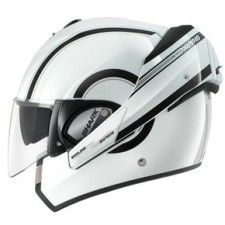Casque Shark Evoline S3 Moovit WKS #casque #moto  #speedwayfr