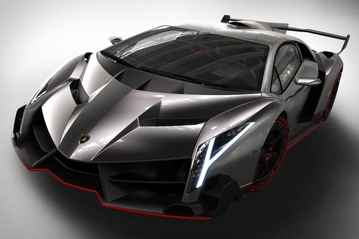 I'm not sure I'd want to drive it or even ride in it while someone else drove.  I'd just park it and look at it.    Lamborghini Veneno