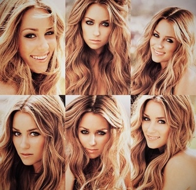 hairHair Beautiful, Beach Waves, Hair Colors, Wavy Hair, Laurenconrad, Hair Makeup, Middle Parts, Hair Style, Lauren Conrad