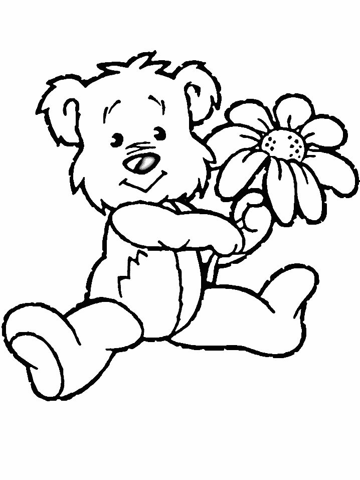 25 best Coloring Pages for Flowers images on Pinterest