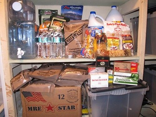 Foods to stockpile that last forever