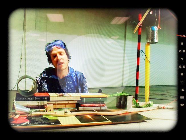 Rube Goldberg machine from OK Go music video