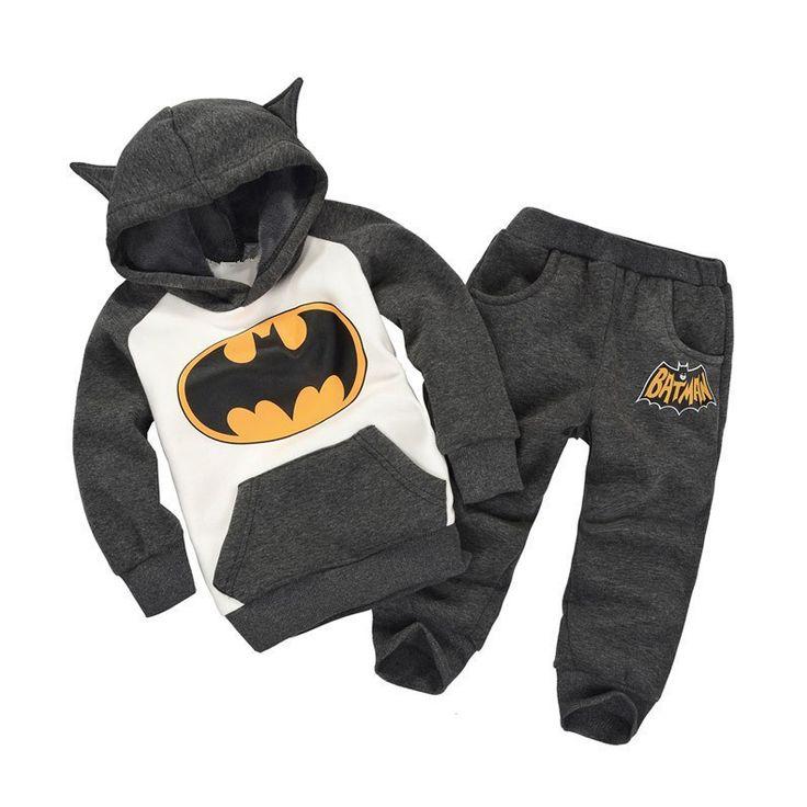 Boys Hoodie 2016 Collection Set #2 //Price: $14.99 & FREE Shipping //     #batman