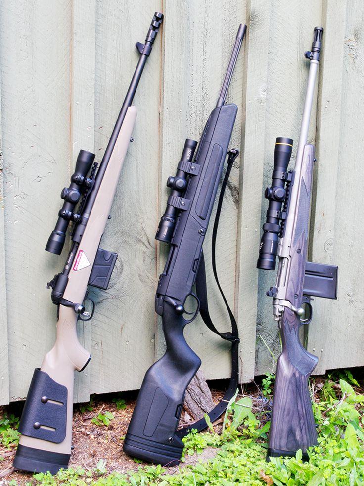 Gun Test: The Scout Rifle   Range365