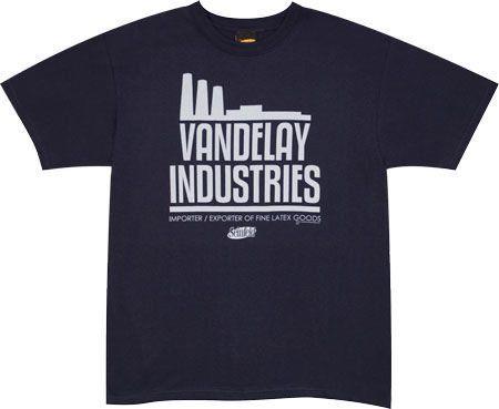 Vandelay Industries Tshirt Seinfeld
