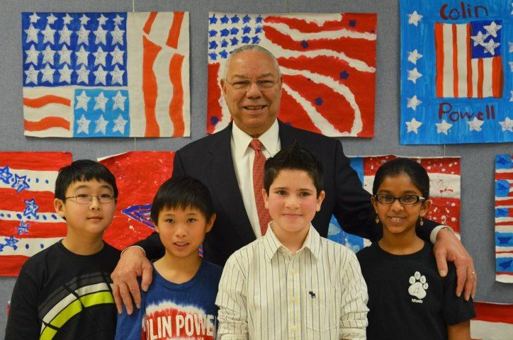 Tedtalk: Colin Powell: kids need structure