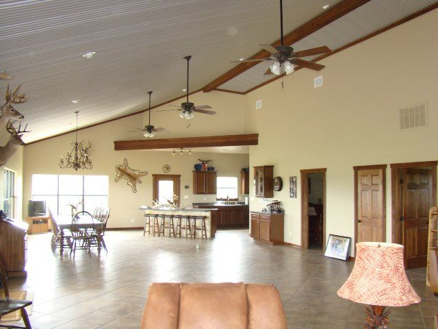 Our Portfolio Of Metal Buildings Homes Ranches And More By Carl Patteson Construction