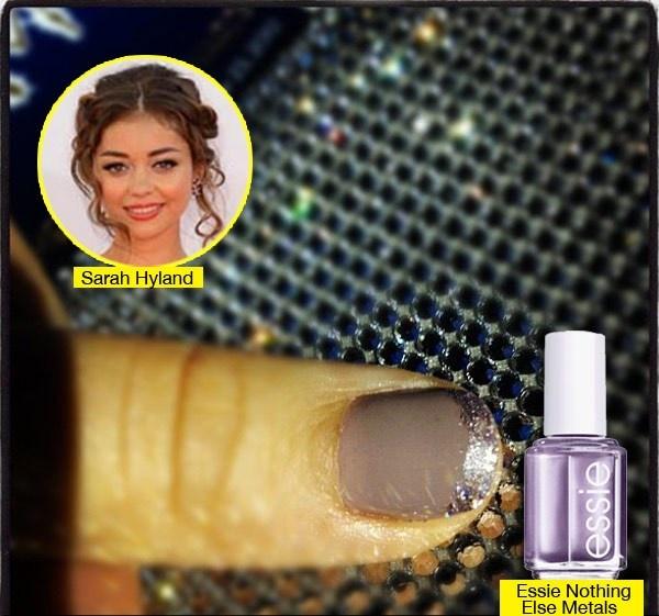 Sarah Hyland Manicure