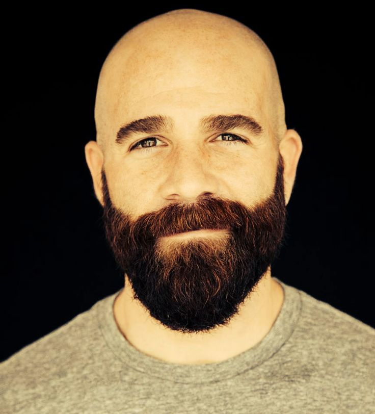 Full beard shaved — photo 11