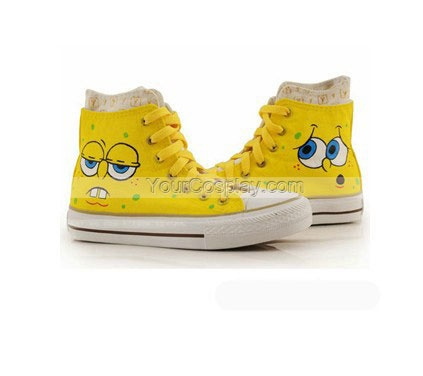 Spongebob Toddler Tennis Shoes