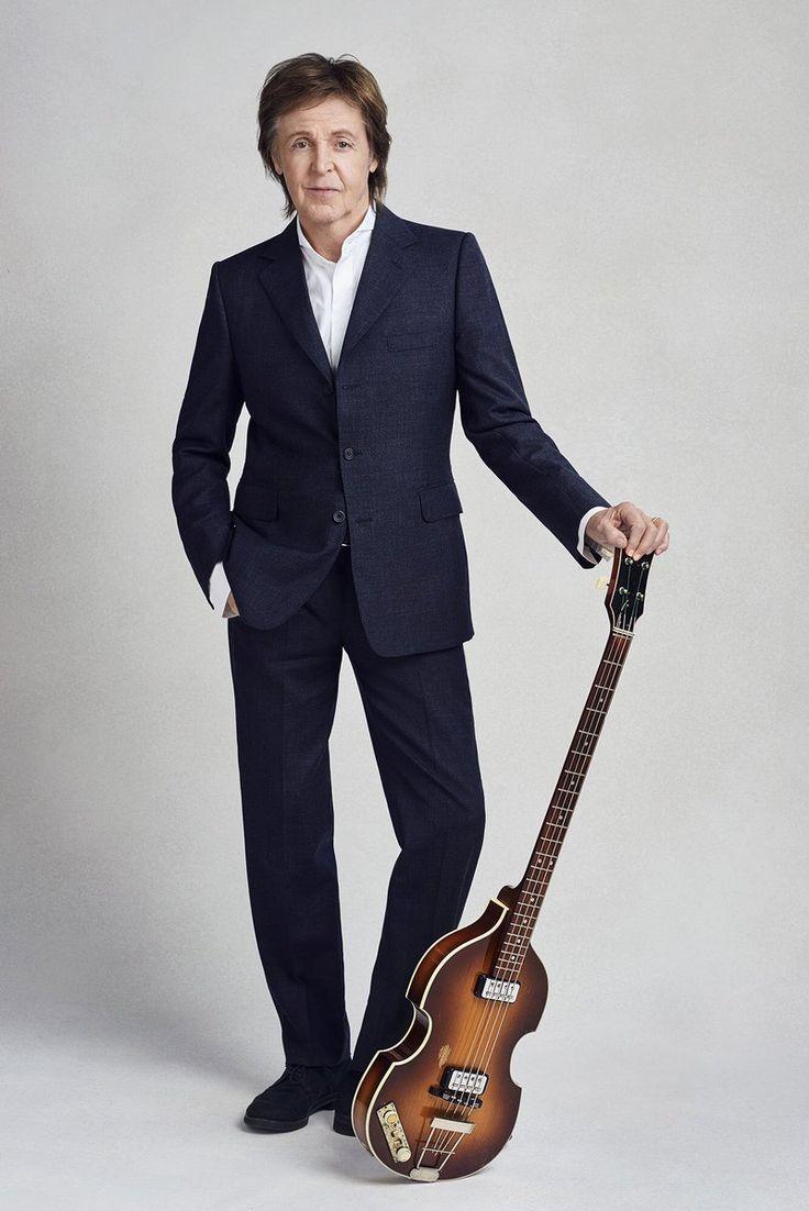 6/16/2017 Paul McCartney is awarded The Companion of Honour